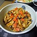 Photos: 江崎グリコ バランス食堂 鶏のカレー炒め