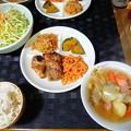 Photos: スペアリブ定食