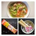 Photos: マルタイ 即席ラーメン 長崎皿うどん味