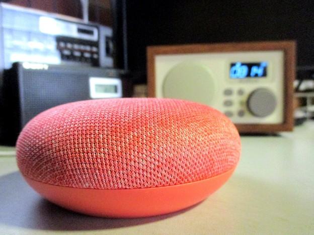 Google Home Miniでradikoを聞く