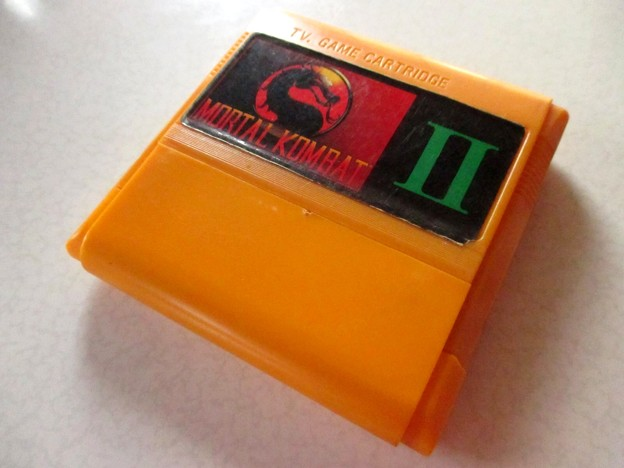 NES Mortal Kombat 2