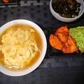 天津飯セット