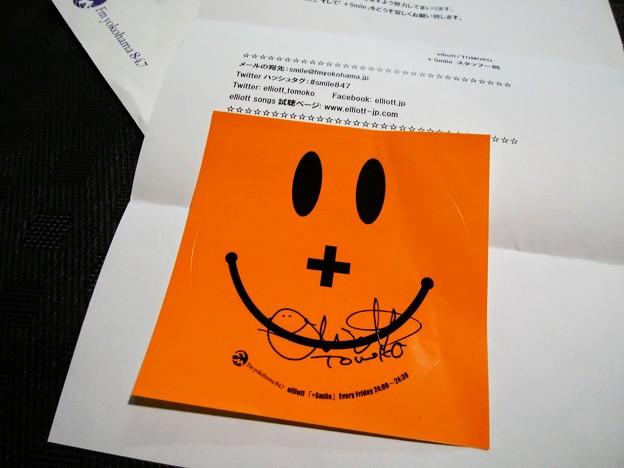 FM Yokohama elliott / TOMOKO +smile