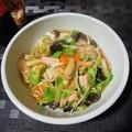 Photos: アタマ多めの皿うどん