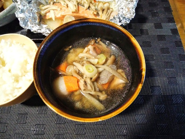 Photos: 芋炊き風