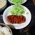 Photos: 麦とろ定食