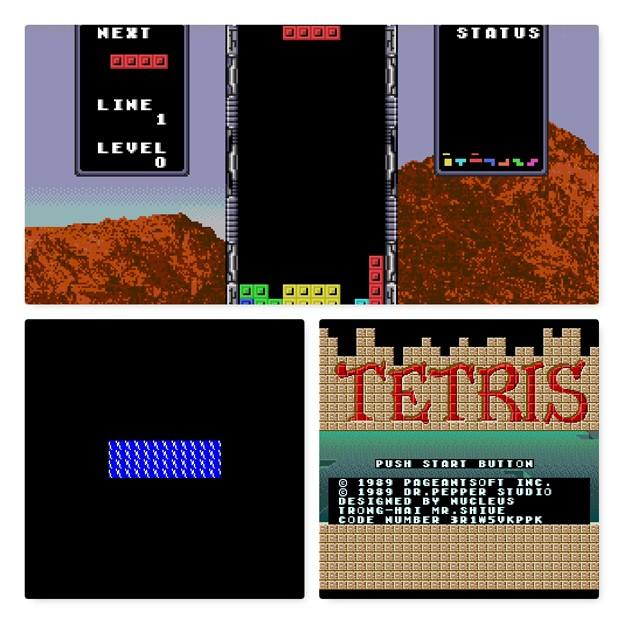 MD  Tetris