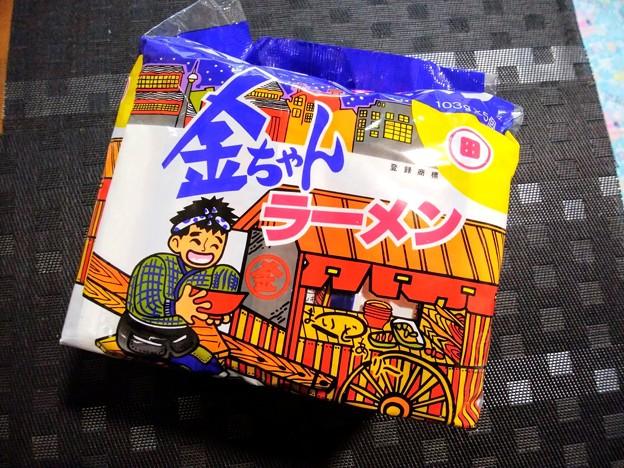 徳島製粉 金ちゃんラーメン