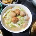 日本ハム 中華名菜 白菜クリーム煮