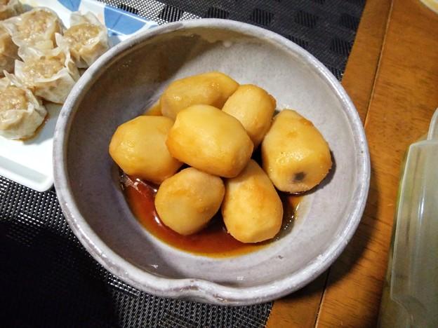 Photos: 里芋の煮っころがし