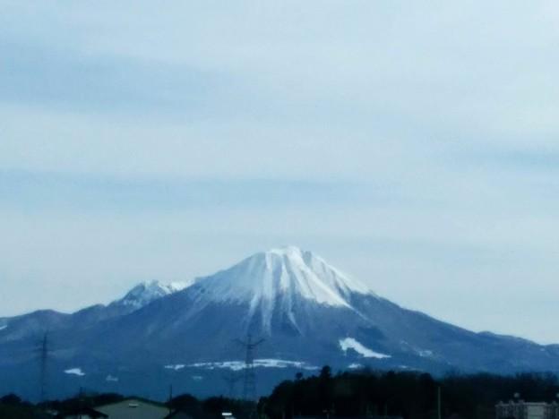 米子市某所から見た国立公園大山04