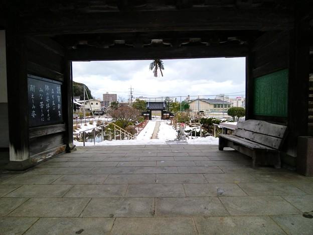 Photos: 総泉寺 2021/01/03