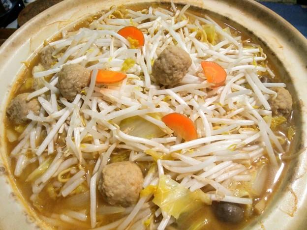 永谷園の煮込みラーメン味噌
