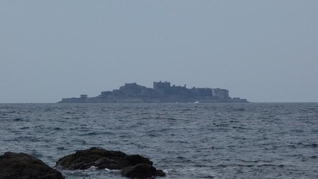水仙の里005(軍艦島)