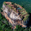 写真: Sigiriya Rock