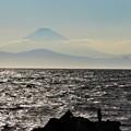 写真: ほんわり富士