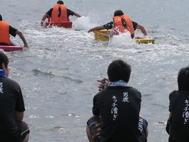 男鹿キッチ漕ぎ大会