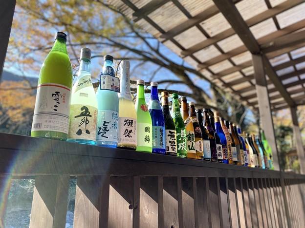 Photos: 日本酒芋煮会
