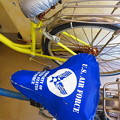 Photos: オバ-の自転車