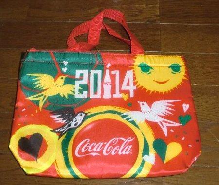 コカ・コーラ オリジナル クーラーバッグ