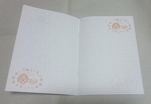 ファミリーマート・サークルK・サンクス限定 カナヘイの小動物オリジナルA5ノート
