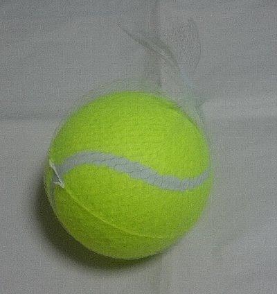 Flying Tiger Copenhagen 巨大テニスボール