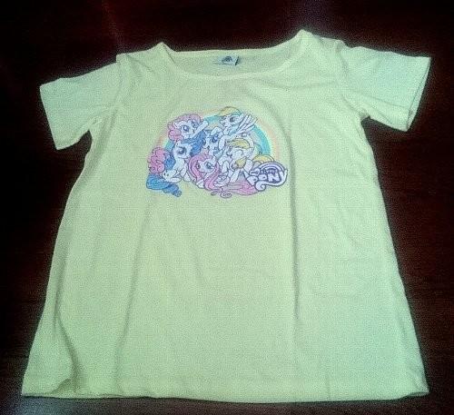 マイリトルポニー×サンキューマート コラボ プリントTシャツ