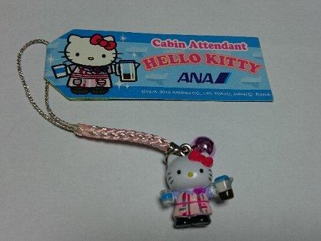 ANA キャビンアテンダント キティ