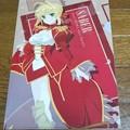 ローソン限定 Fate/EXTRA Last Encore オリジナルクリアファイル