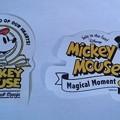 Sweet ナノ・ユニバース特製 ミッキーマウス&ミニーマウス 超スペシャルセット!