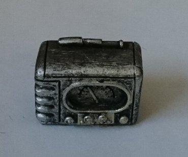 ミニオブジェ ラジオ
