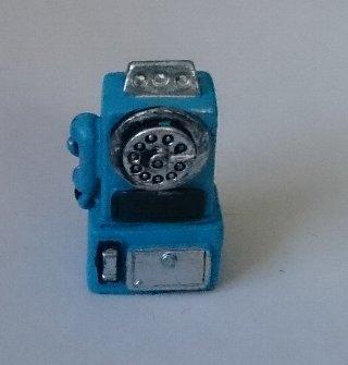 ミニオブジェ 電話