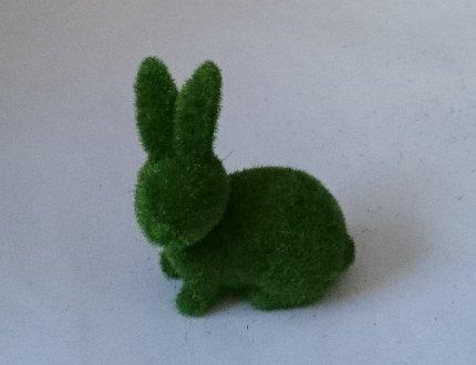 モスオブジェ ウサギ