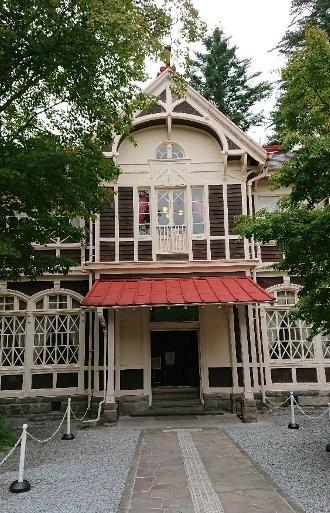 軽井沢旅行1
