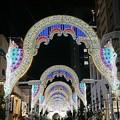 写真: 2018神戸ルミナリエ
