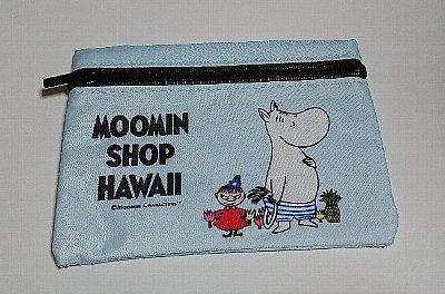 Sweet MOOMIN SHOP HAWAII ハワイ限定ムーミン! アロハ?な3点セット