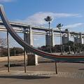 Photos: 結城友奈は勇者である 聖地巡礼 瀬戸大橋