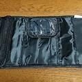 mini X-girl特製 スヌーピー三つ折り仕分けケース