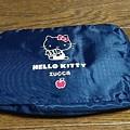 リンネル HELLO KITTY × ZUCCa 軽くてたためるトート&おでかけショルダー