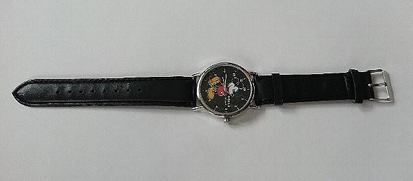 mini ミッキーマウス本格腕時計