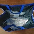 Photos: ローソン スヌーピー 買い物かご用保冷バッグ