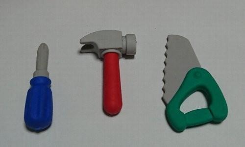 消しゴムセット 工具