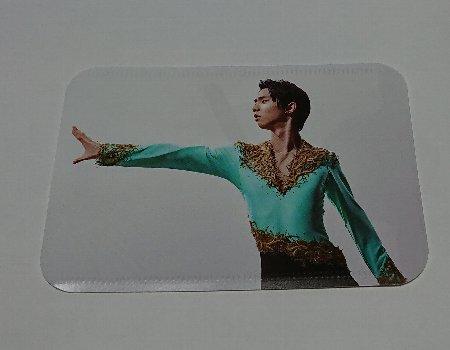 羽生選手オリジナルカードケース