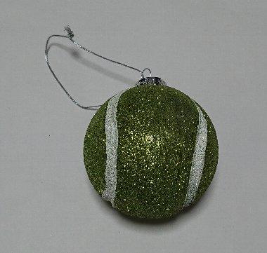 クリスマスオーナメント テニスボール