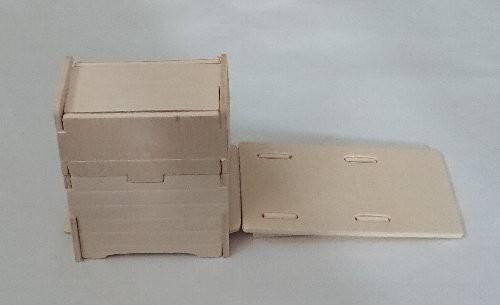 Photos: ウッドクラフト学校 跳び箱とロイター板