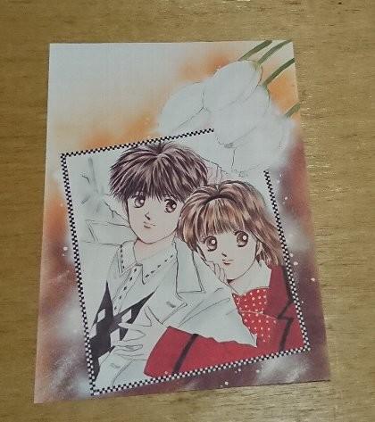 折原みと ポストカード コレクション