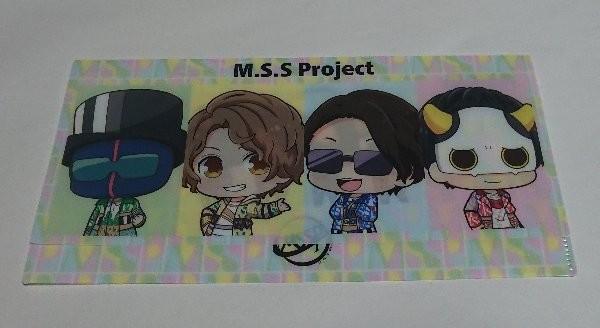 ファミリーマート限定 M.S.S Project オリジナルマルチファイル