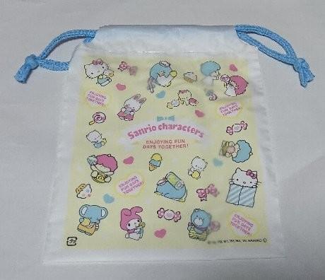 サンリオキャラクターズ ミニポリ巾着 2Pセット