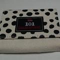 mini 1O1匹わんちゃん 独立型カードケース付きコンパクト財布