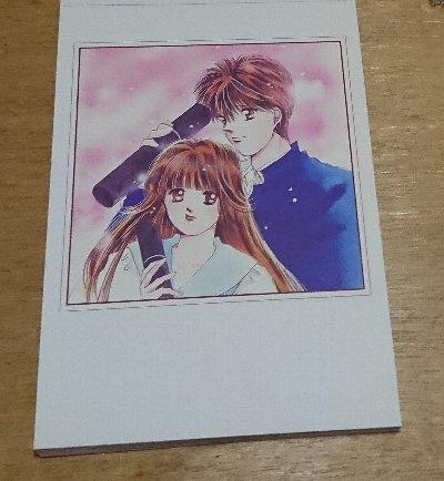 折原みと ポストカード コレクション?